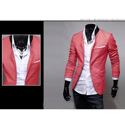 Zeagoo Men's Casual Dress Slim Fit Stylish Suit Blazer Coats Jackets