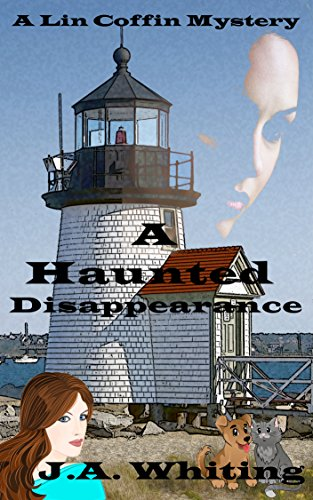 A Haunted Disappearance (A Lin Coffin Mystery Book -