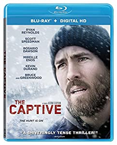 Cover Image for 'Captive, The'