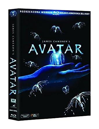 Avatar [3Blu-Ray] [Region B] (English subtitles): Amazon co uk