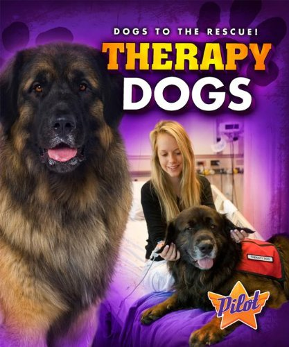 Therapy Dogs (Dogs to the Rescue!) ebook