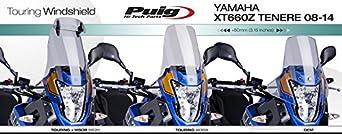 Puig 4636W Touring Parabrisas Talla M Transparente