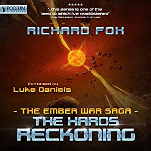 The Xaros Reckoning Audiobook