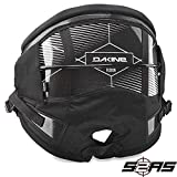 Dakine 10001842 Men's Fusion Kiteboard Harness, Black - XS