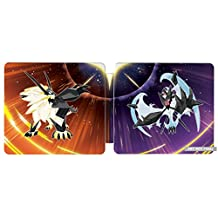 Pokemon Ultra Sun and Ultra Moon Steelbook Dual Pack - Nintendo 3DS Steelbook Dual Pack Edition