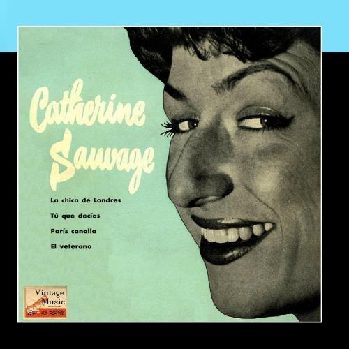 """Price comparison product image Vintage French Song Nº 77 - EPs Collectors,  """"La Fille De Londres"""""""