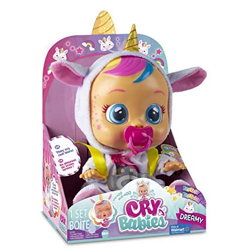Cry Babies - Exclusive Dreamy Baby Doll