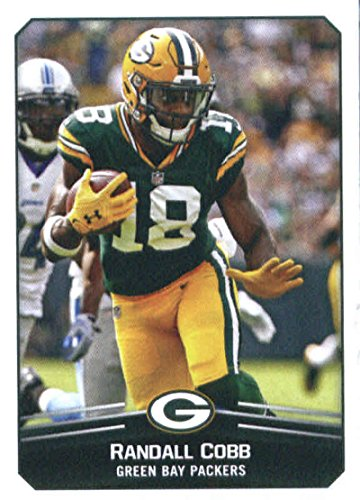 2017 Panini Stickers #330 Randall Cobb Green Bay Packers