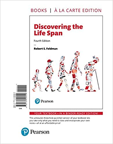 Amazon discovering the life span books a la carte edition 4th discovering the life span books a la carte edition 4th edition 4th edition fandeluxe Image collections