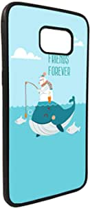 Best friends for ever Printed Case forGalaxy S7 Edge
