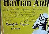 This Is Haiti: Haitian Authentic Meringues 10'' LP