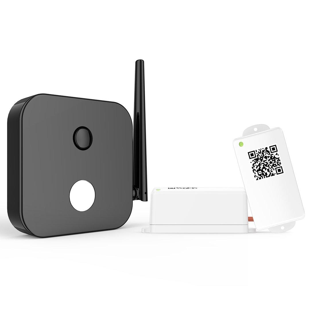 WisQo Alexa kompatibel intelligente WLAN lichtschalter. Funktioniert ...