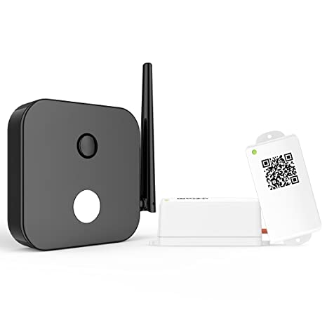 Interruptor de luz inteligente, funciona con Alexa