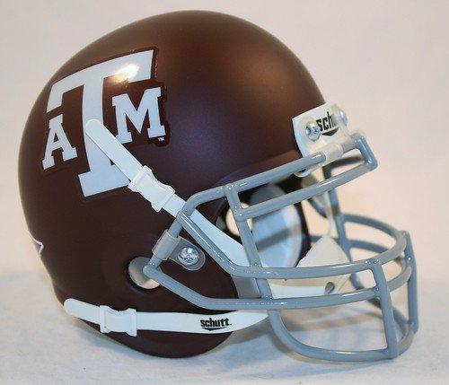 Texas A&M Aggies Authentic Mini Helmet