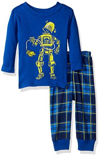 Crazy 8 Big Boy Robot Tight-fit Sleepwear