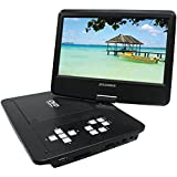 Sylvania SDVD1030-B 10.1-Inch Portable DVD Player with 5 Hour Battery Life