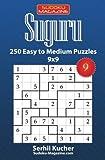 Suguru - 250 Easy to Medium Puzzles 9x9 (Volume 9)