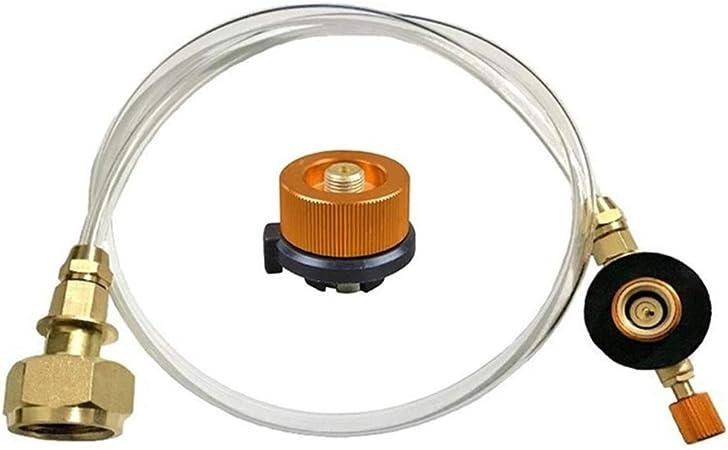 Botella plana del cilindro tanque adaptador de acoplamiento ...
