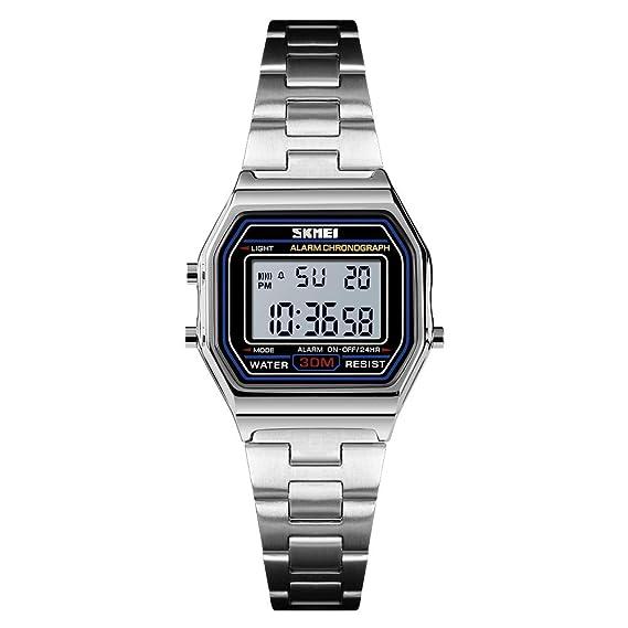 Uhren Skmei Mode Sport Uhr Männer Wasserdichte Led Digital Uhren Männer Luxus Marke Militär Outdoor Relogio Masculino Uhr Mann Alarm