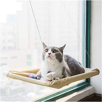 No Cama Colgante para Gato Mascota cómodo Sunny Ventana de Cristal ...