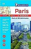 Plan Paris & Banlieue Michelin