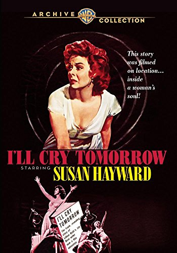 Buy warner archive collection i'll cry tomorrow 1955