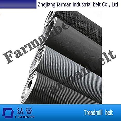 Fevas - Cinta transportadora para cinta de correr (PVC, 1,4 mm de ...