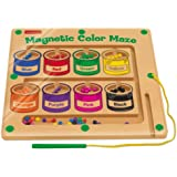 Sorting Colors Magnetic Maze