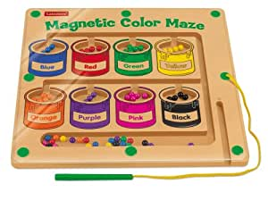 Amazon.com: Sorting Colors Magnetic Maze: Toys & Games
