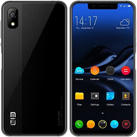 Elephone A4 Smartphone Libres - 5.85 Pulgadas HD + (19: 9 Pantalla ...