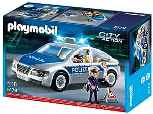 Playmobil City Action - Coche de policía