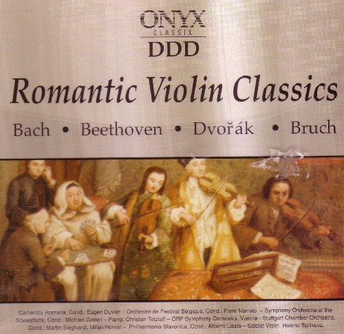 Bach - Romantic Violin - Zortam Music