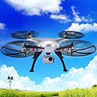 New Syma X8HG 2.4Ghz 4CH 6-Axis Gyro RC Quadcopter Drone HD Camera RTF