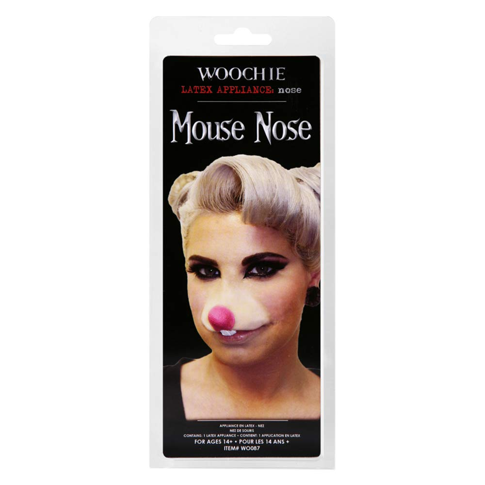 Woochie by Cinema Secrets Mouse Nose Latex Small Appliance