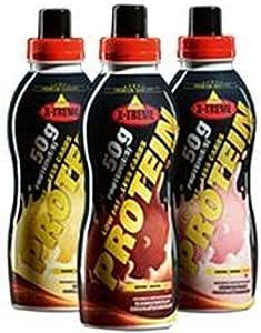 Inkospor X-Treme - Bebida de proteínas, 12 Botellas de 500 ml ...