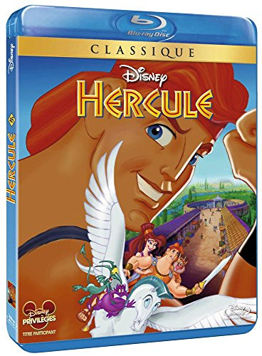 Price comparison product image Hercule [Blu-ray]