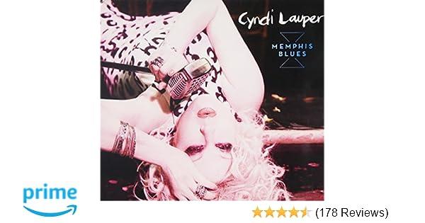 e042ac2767ee Cyndi Lauper - MEMPHIS BLUES - Amazon.com Music