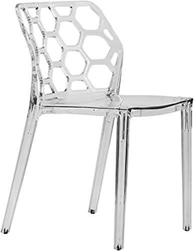 LeisureMod Dynamic Modern Dining Chair