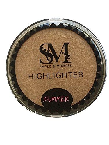 Full Size Luminous Contour Blush Bronzer Compact Face Powder for Fair Skin(.32 oz) by Secret for Longevity