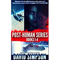 David Simpsons Post-Human Series: Books 1 to 4 Kindle eBook Set for Free