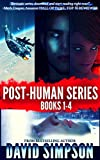 Post-Human Series Books 1-4 (Sub-Human, Post-Human, Trans-Human, Human Plus) by David Simpson Picture
