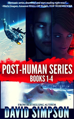 #freebooks – Post-Human Omnibus Edition (1-4) (Post-Human Series) by David Simpson