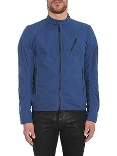 67a061a1cb Belstaff Ladies Herringham Belted Jacket - Warm Beige - 40: Amazon ...