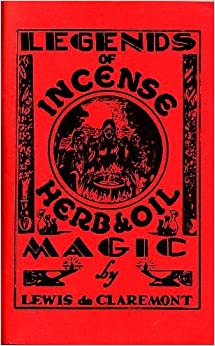Book Legends Of Incense, Herb, And Oil Magic