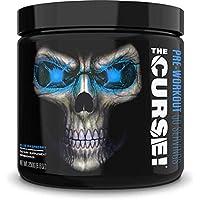 JNX Sports The Curse! Pre Workout Supplement - Intense Energy & Focus, Instant Strength Gains, Enhanced Blood Flow…