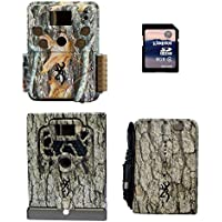 Browning Trail Cameras Strike Force Pro Game Cam with Box, SD Card & Power Pack