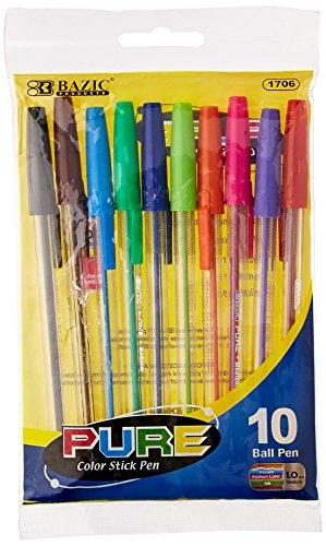 BAZIC Pure Neon Color Stick