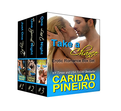 Take a Chance Military Romance Box Set: Sexy Hot Alpha Heroes - Navy, Army, Marines, Military and more by [Pineiro, Caridad]