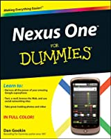 Nexus One For Dummies Front Cover