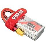 MAUBHYA Gaoneng GNB 11.1V 1300mAh 3S 110/220C Lipo Battery XT60 Plug